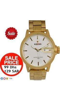 Watch 18K Gold Platted P3 - DubaiPhonestore