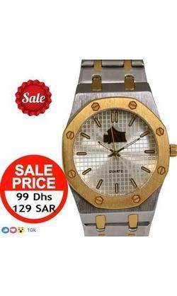 Watch 18K Gold + Silver Platted P4 - DubaiPhonestore