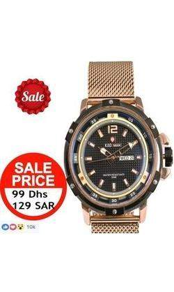 Watch Bronze Platted P5 - DubaiPhonestore