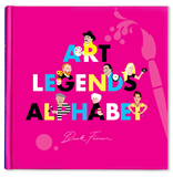 art legends alphabet book by alphabet legends
