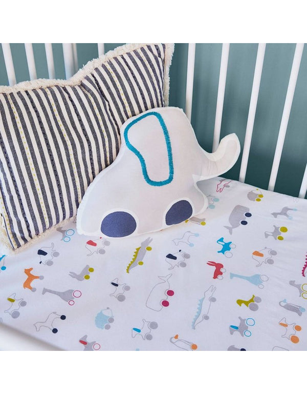 Crib Sheet | Pull Toys - The Yellow Canary