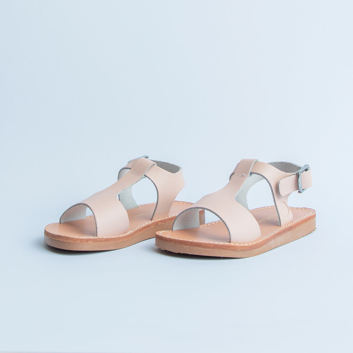 Malibu Sandal | Blush - The Yellow Canary