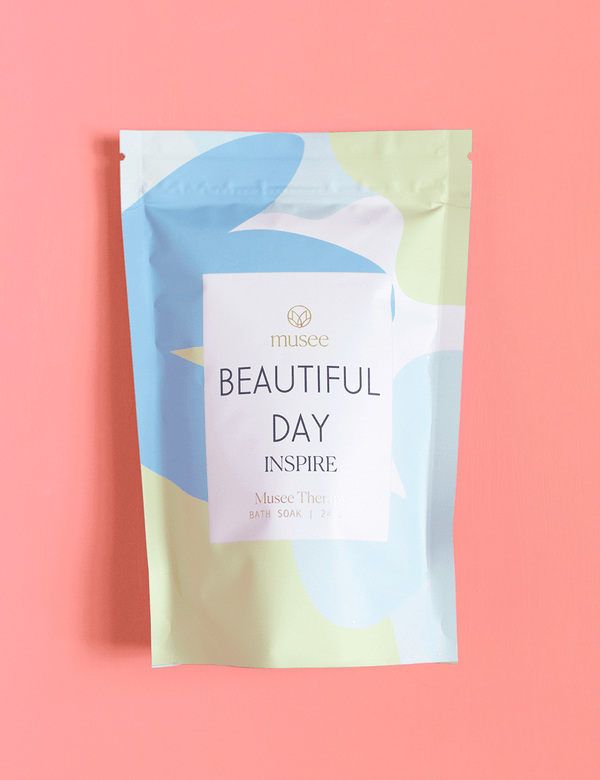 Bath Soak | Beautiful Day - The Yellow Canary