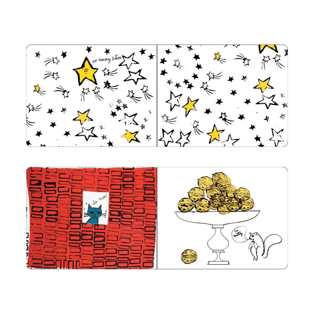 So Many Stars by Andy Warhol - The Yellow Canary