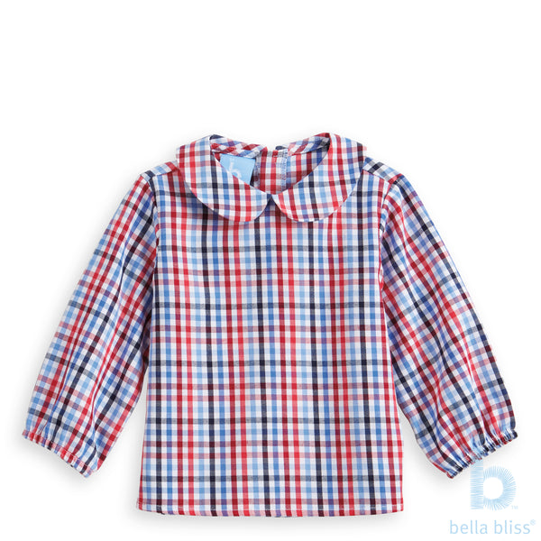 Thomas Shirt | Bennett Plaid