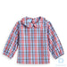 Thomas Shirt | Bennett Plaid - The Yellow Canary