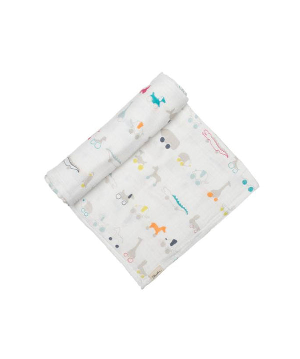 Pull Toys Swaddle - The Yellow Canary