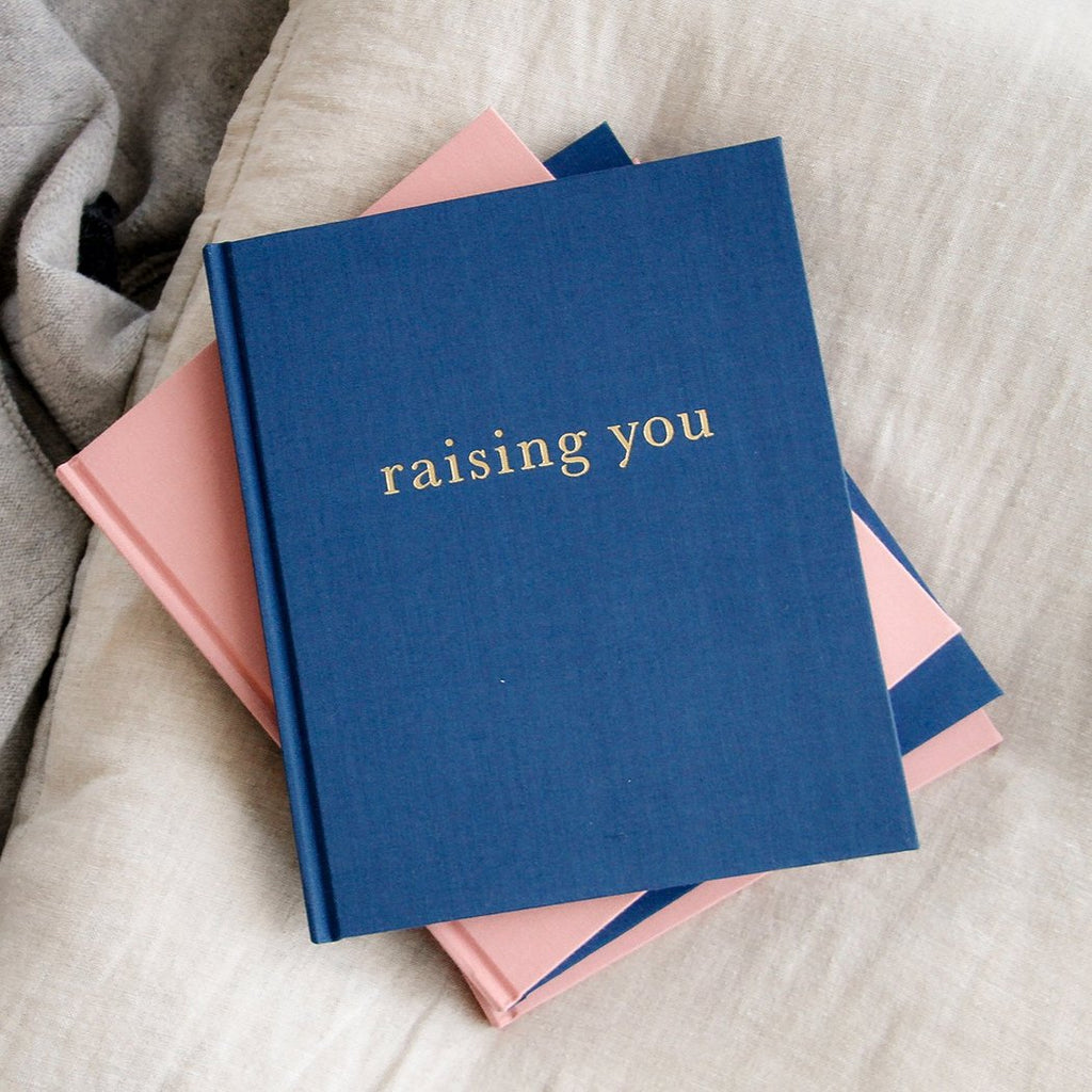 Raising You | Navy - The Yellow Canary