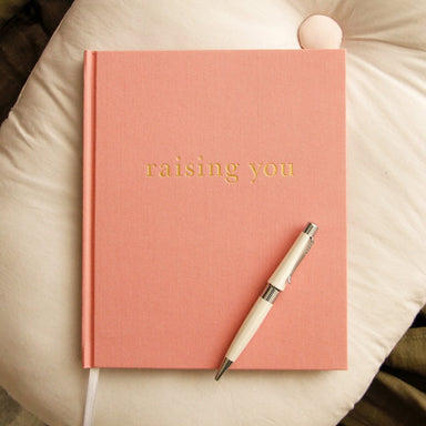 Raising You | Pink - The Yellow Canary