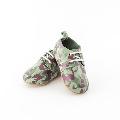 Camo Oxford - The Yellow Canary