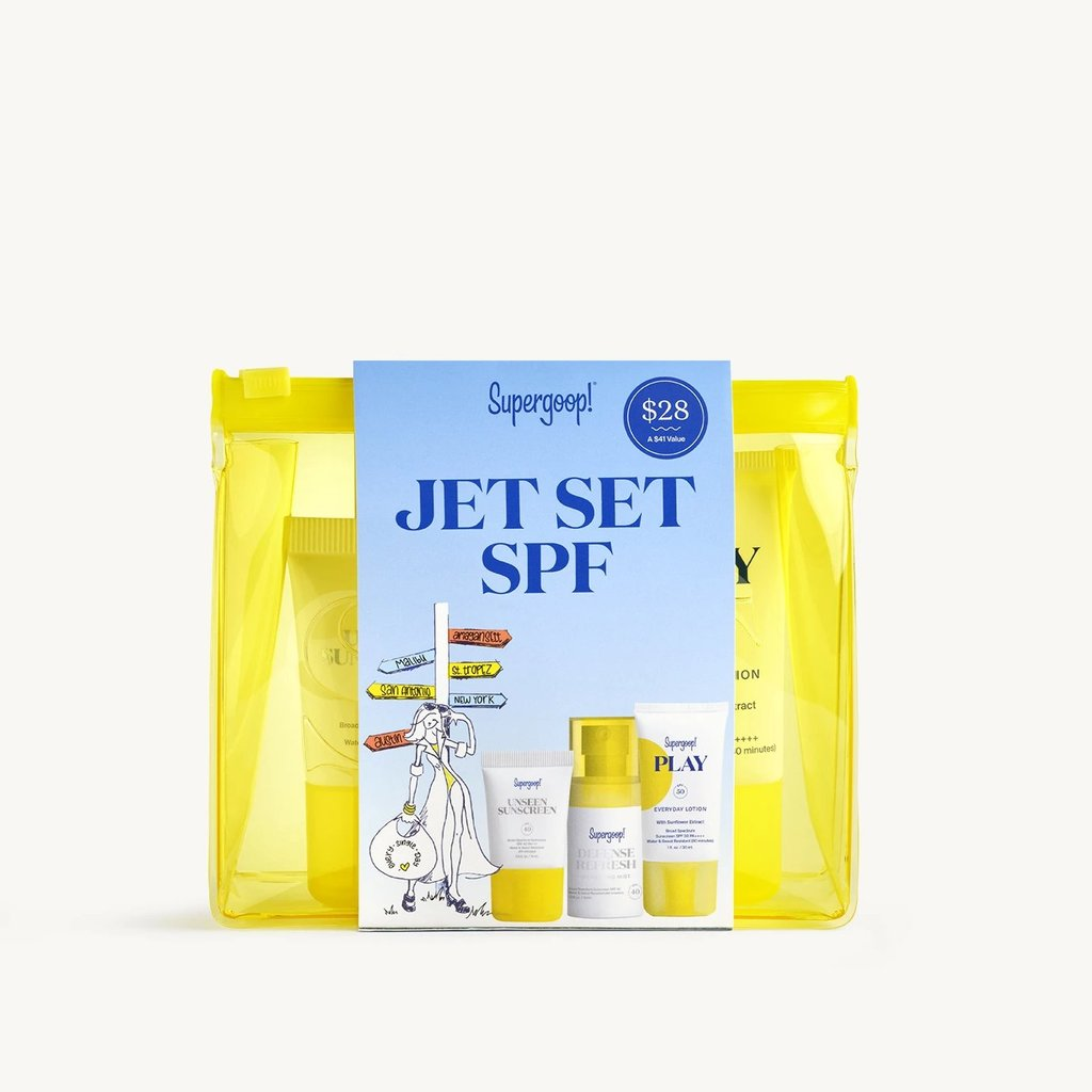 Jet Set Kit - The Yellow Canary