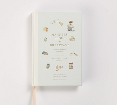 Manners Begin at Breakfast: Modern Etiquette for Families - The Yellow Canary