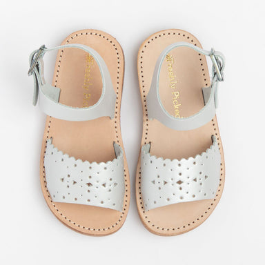 Laguna Sandal | Silver - The Yellow Canary