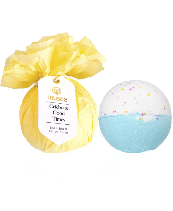 Bath Balm | Celebrate Good Times - The Yellow Canary