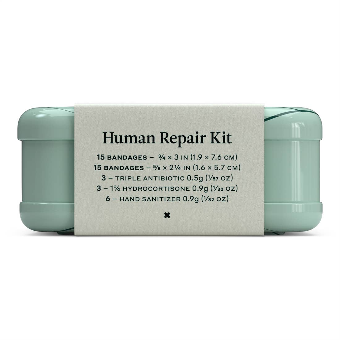 Human Repair Kit - The Yellow Canary