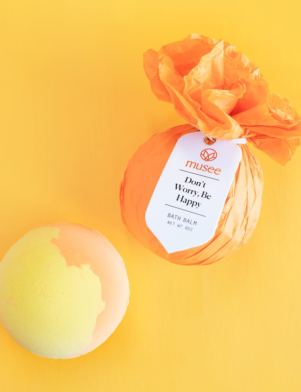 Bath Balm | Don't Worry Be Happy! - The Yellow Canary