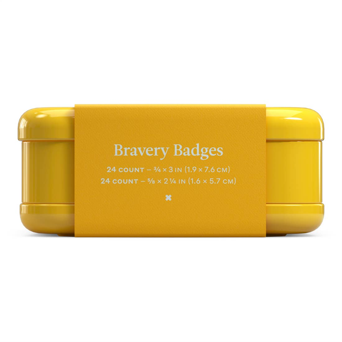 Bravery Badges | Monster - The Yellow Canary