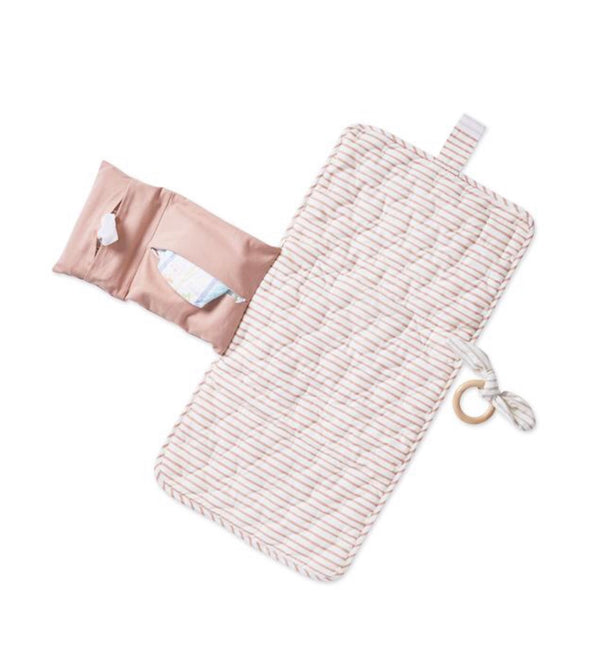 On The Go Travel Change Pad | Rose Pink