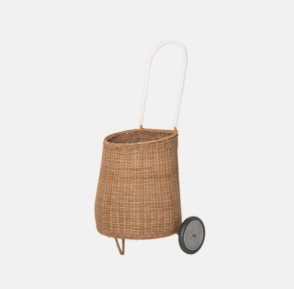 Rattan Luggy | Natural