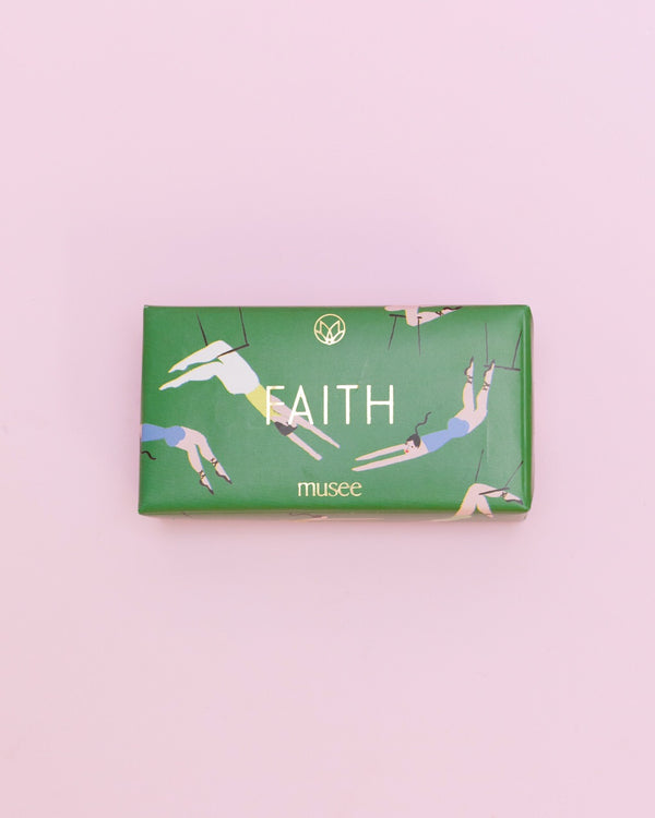 Soap | Faith - The Yellow Canary