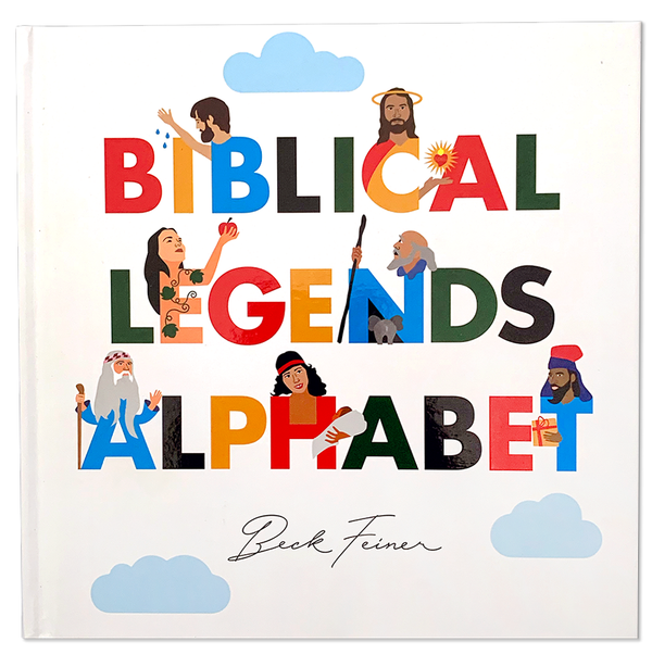 Biblical Legends Alphabet Book - The Yellow Canary