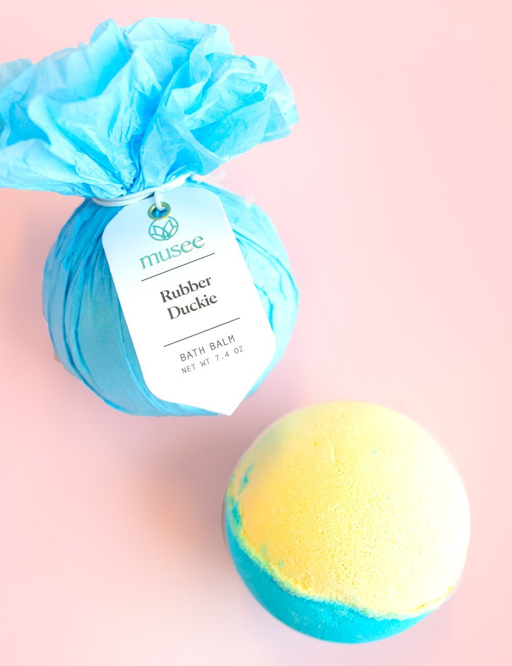 Bath Balm | Rubber Duckie - The Yellow Canary