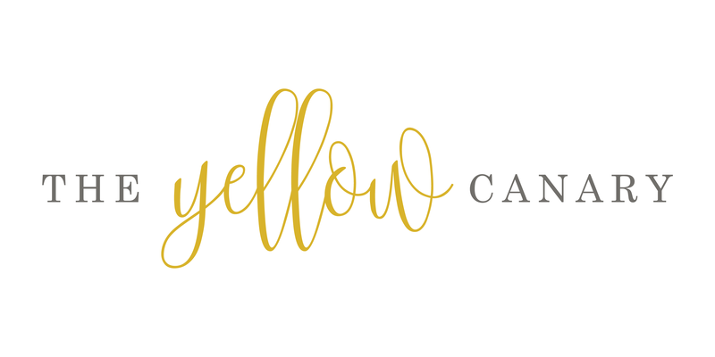 The Yellow Canary logo