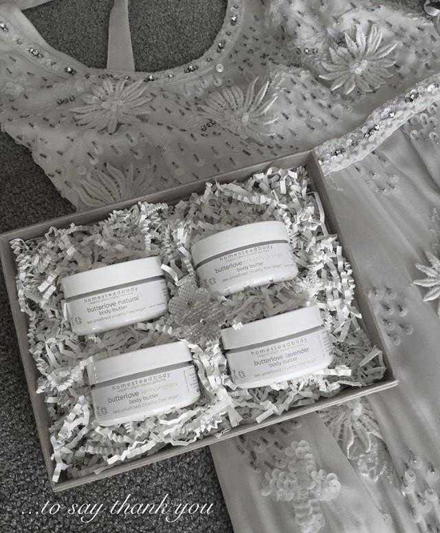 gifts - butter set