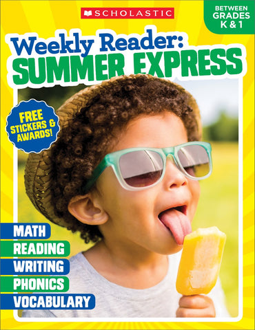 Weekly Reader: Summer Express (Between Grades K & 1st)