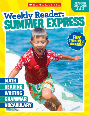 Weekly Reader: Summer Express (Between Grades 2nd & 3rd)