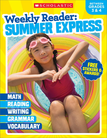 Weekly Reader: Summer Express (Between Grades 3rd & 4th)