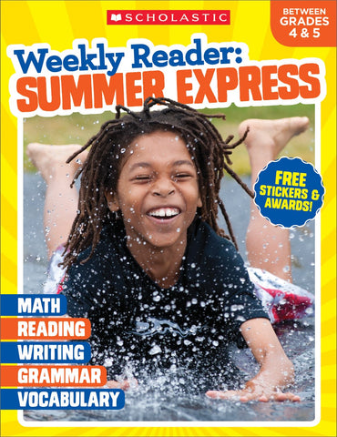 Weekly Reader: Summer Express (Between Grades 4th & 5th)