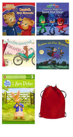 <p>Summer Reading Backpack Program – <strong>LEVEL K</strong> - Kindergarten Pack