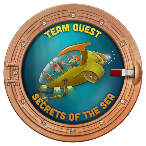 Team Quest In a Box - Deluxe Kit - 3rd/4th Grade