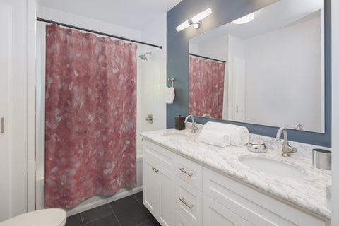 Sliced Salami Shower Curtain