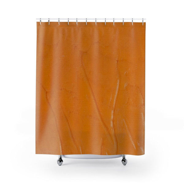 New York Extra Sharp Cheddar Cheese Shower Curtain