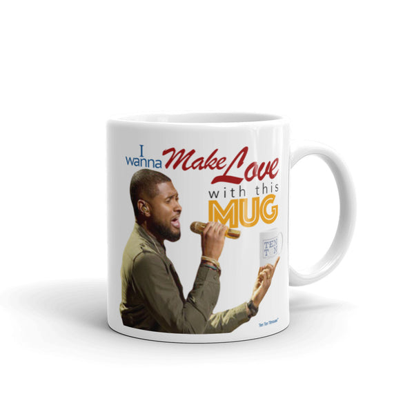 Usher Raymond: I Wanna Make Love with this Mug