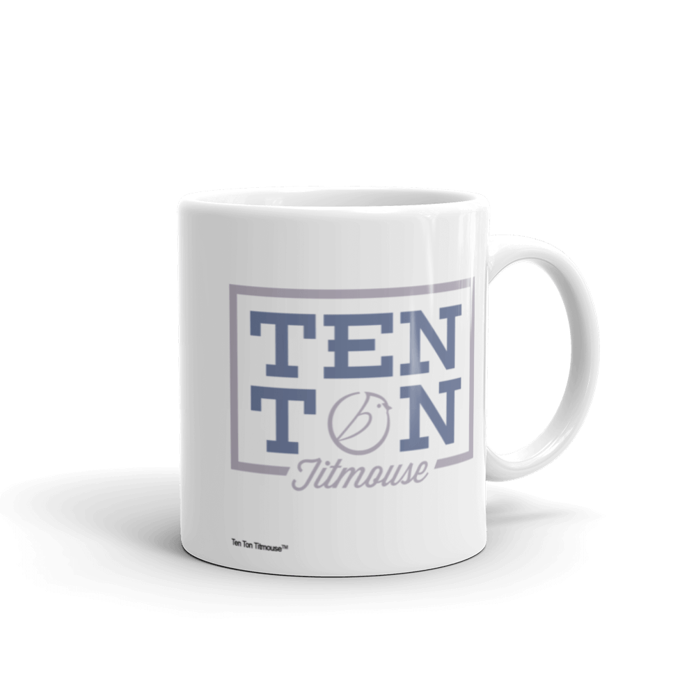 Ten Ton Titmouse Logo Mug
