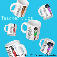 11 oz Teacher Mugs