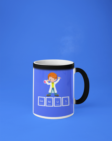 11oz Kid Genius Magic Mugs