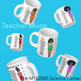 11 oz Magic Teacher Mugs - I am a Teacher