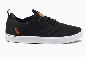 REEF - DISCOVERY SHOE - BLACK/WHITE