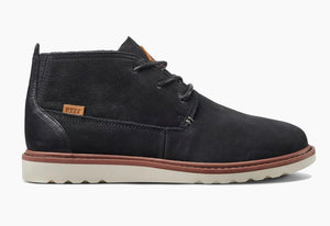 REEF - VOYAGE BOOT - BLACK/NATURAL