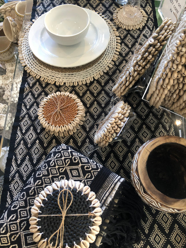 SUMBA TABLE RUNNER