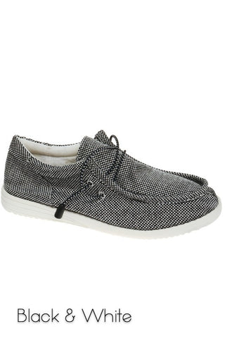 WALK-1 Slip on Loafer