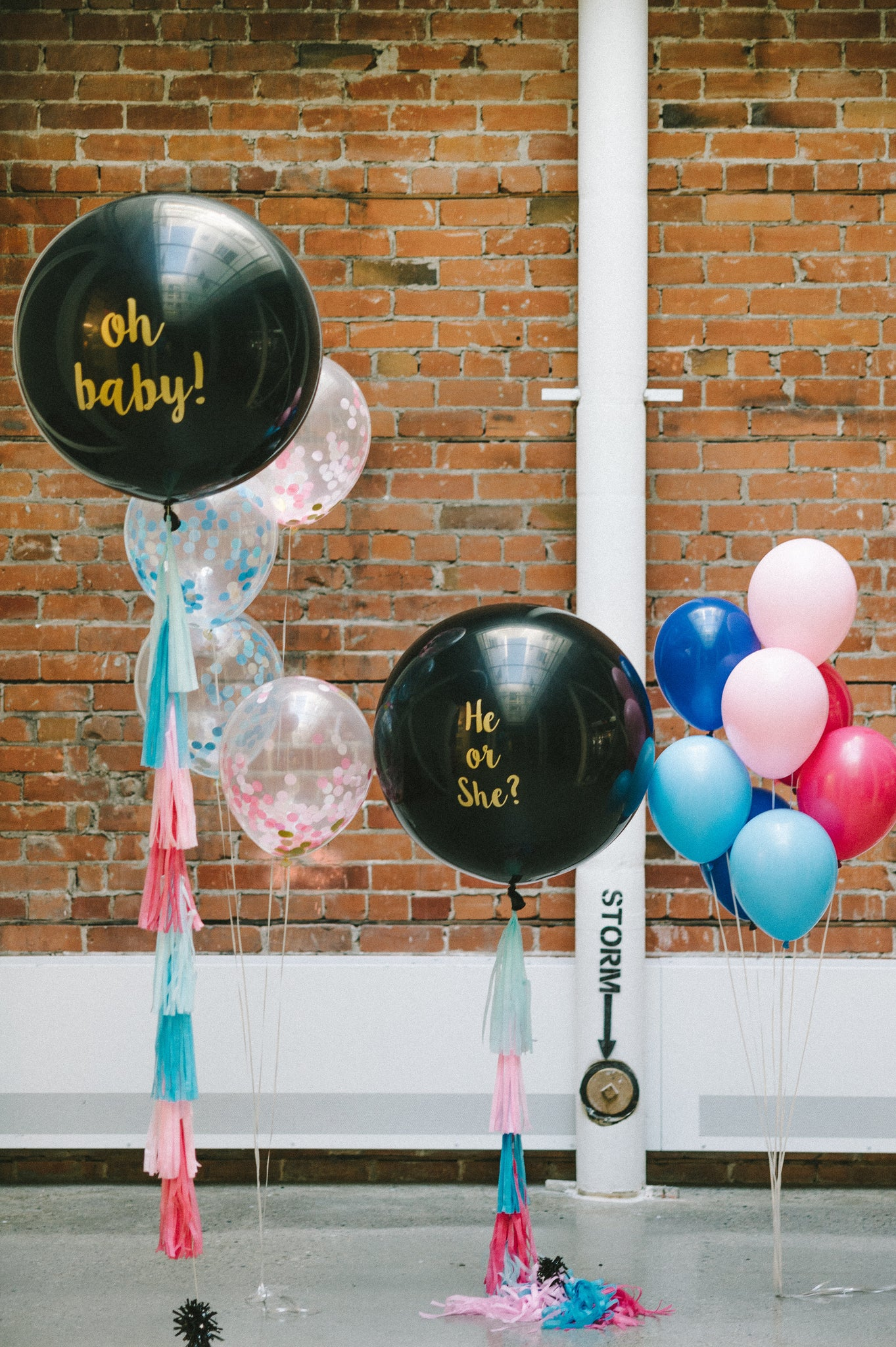 Gender Reveal Balloon