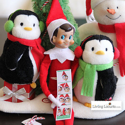 Elf Party Photos from The North Pole