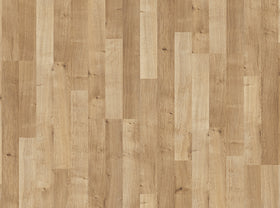 Solid Oak 3-strip 01790
