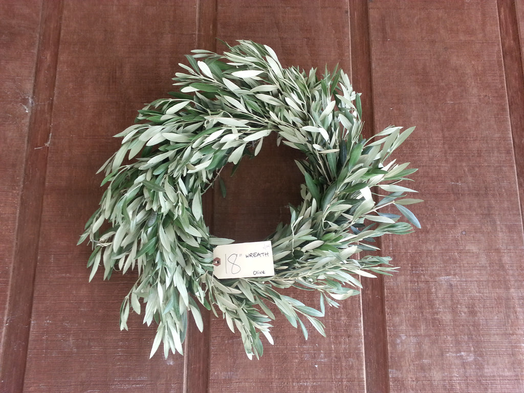 Olive Leaf Wreath