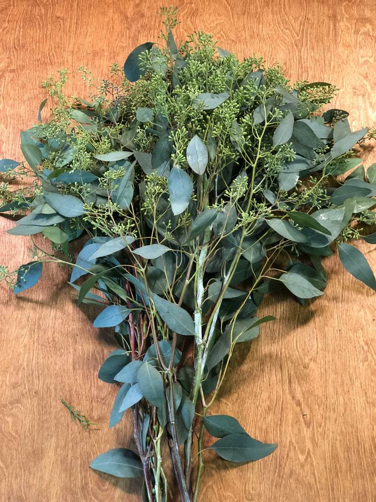 Seeded Eucalyptus Bunches